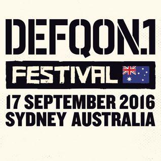 Endshow @ Defqon.1 Australia 2016
