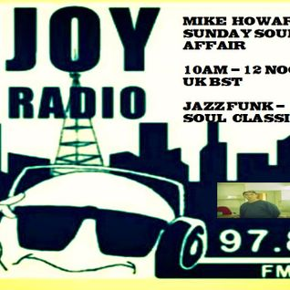 Mike Howard Joy Radio 1st May 2016