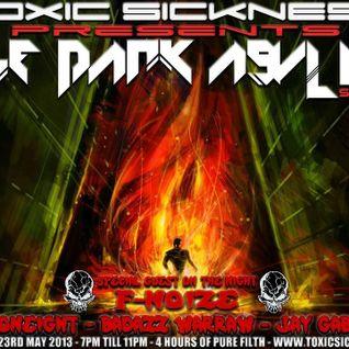 """Badazz Warraw@Toxic Sickness Radio """"The Dark Asylum V"""" 23.05.2013"""