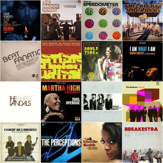Jazzcat On Ness Radio - Programme 14 (13/05/2015)