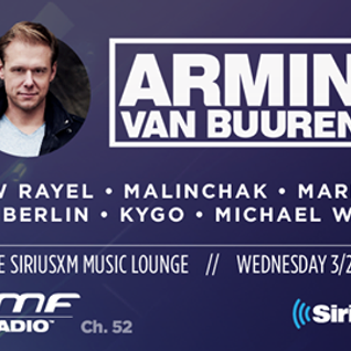 David Gravell - Live at Sirius XM Music Lounge, WMC 2015, Miami [HQ] - 25-Mar-2015