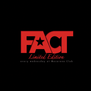 Fact Ltd Edition at Macarena Club, Barcelona 2012