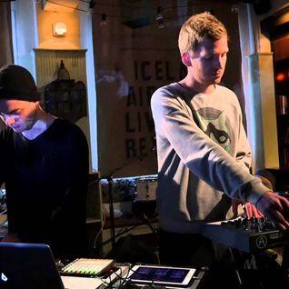 Kiasmos Live at Sonar 2015