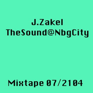 The Sound@NbgCity - J.Zakel MixTape 07/2014