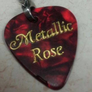 Metallic Rose Show on Broken Neck Radio 8/27/16 3:00-6:00PM PST
