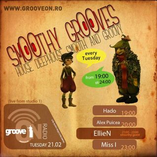 EllieN @ GrooveON (21.02.2012 - Bucharest)