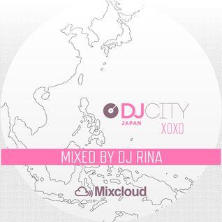 DJ RINA - DJcity Japan XOXO - Jul. 16, 2015