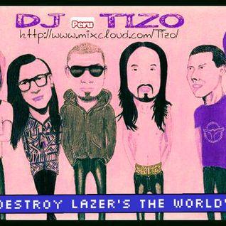 Dj Tiz☼♛ - [(Reason)NERVO Ft. (DJ.Tizo)](Original mix)