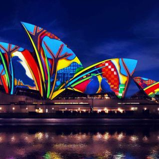 Aboriginal Songlines take over the Opera House