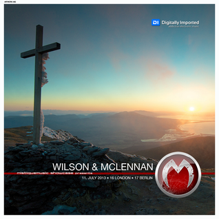 Wilson & McLennan - MistiqueMusic showcase 078 on Digitally Imported