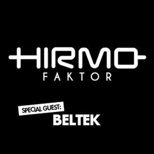 Hirmo Faktor @ Radio Sky Plus 13-02-2015 - special guest: Beltek