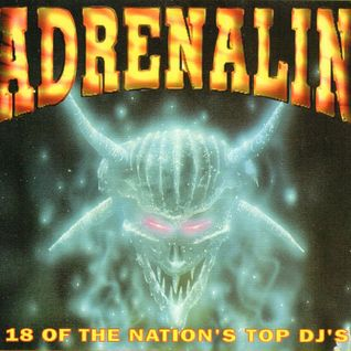 ~ Vibes & X-Cess + Genetic @ Adrenalin - Spring 97 ~