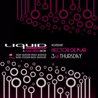 Hector De Mar - Liquid Moments 071 [Aug 20, 2015] on DI.FM, Pure.FM & InsomniaFM.com