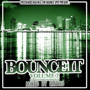 1st & 15th Mixcast Vol 38 - Emynd - Bounce It Vol 2