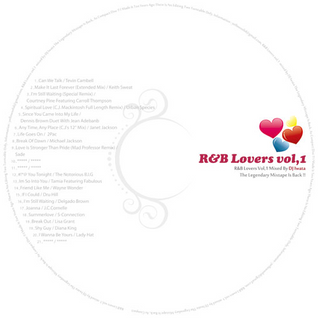 Smooth Operator R&B Lovers Vol,1