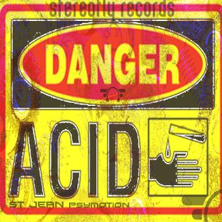 St Jean Stereofly Rec - MIX  (DANGER ACID°)