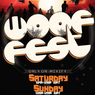 DJ Ransome - Live @ Wooferz Fest October, MIXIFY.COM