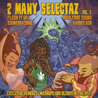 2 Many Selectaz vol.2