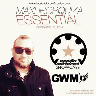 Maxi Iborquiza @ Essential Mystic Carousel Showcase