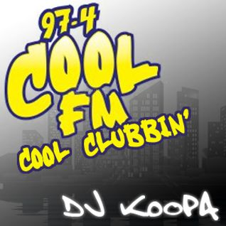 CoolFm Cool Clubbin' Guest Mix - 10/03/12