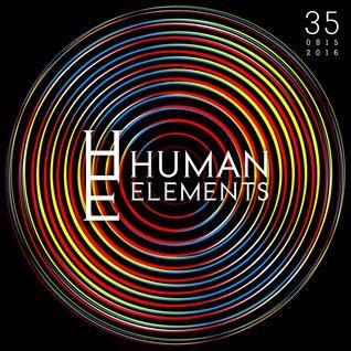 "Human Elements Podcast #35 - Aug 2016 - Makoto ""Mid Summer Mix"""