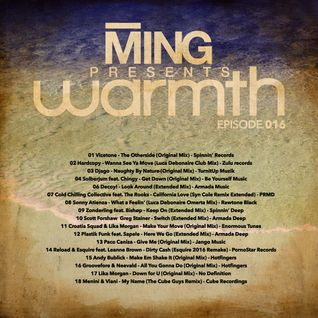 MING Presents Warmth 016