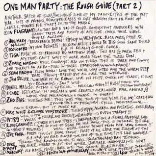 ONE MAN PARTY The Rough Guide PT.2