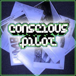 Eccentric Vinyl Mix - Conscious Pilot - Feb 2015