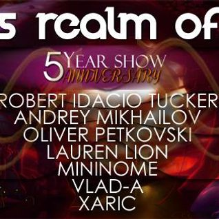 Idacio's Realm Of Music- 5th Anniversary On DI.FM