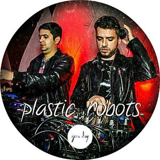 plastic robots - zero day mix #183 [06.15]