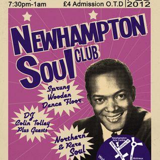 Newhampton soul club, wolverhampton Feb Sampler