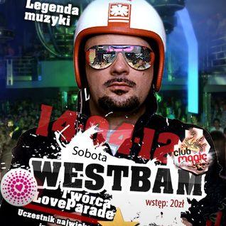 Club Magic - WestBam (14.04.2012) part 1