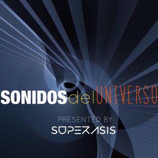 206.-SONIDOS DEL UNIVERSO RadioShow by Superasis@Studio Mix Park Avenue,NYC.#7Th October 2016