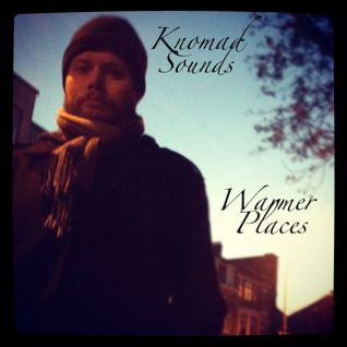 Warmer Places - Mixed by DJ Knomad