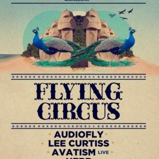 Audiofly @ Flying Circus (Bloc - Barcelona) (23-02-2013)