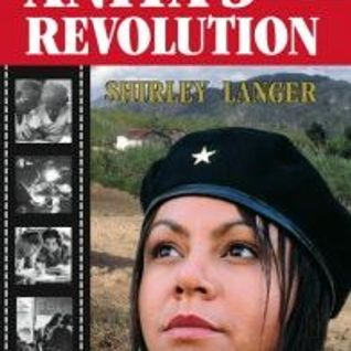 "Author Shirley Langer on Her New Book ""Anita's Revolution"" on Long Beach Radio"