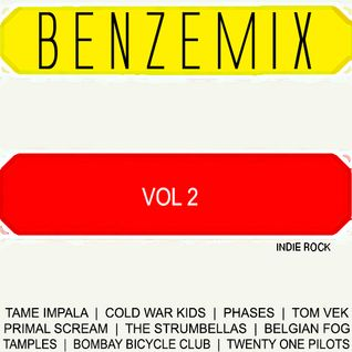 BENZEMIX VOL 2 - INDIE ROCK