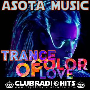 Asota Music Presents Trance Colors of love NightSky Club Radio Show 2016 live