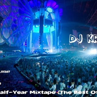 EDM Half-Year Mixtape (The Best Of 2012)