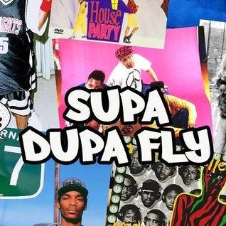 Supa Dupa Fly 'London's weekly Hiphop & RnB night - DJ Matchstick