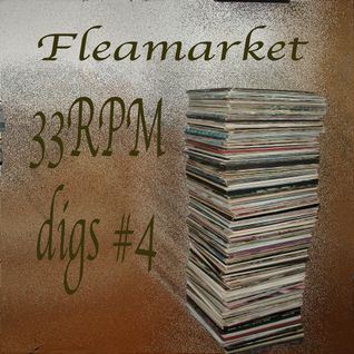 Small fleamarket 33 RPM digs (july - november)