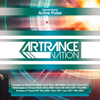 ArZen pres. Artrance Nation Ep 48 with Active Pulse Guest Mix