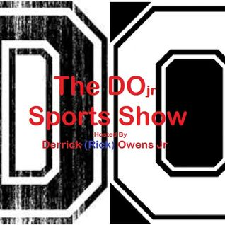 The D.O. Jr Sports Show 9.29.16