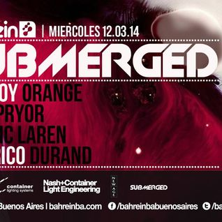 2014-03-12 - Bad Boy Orange (House Set) Live @ Submerged