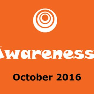 ..something a little bit different - OCD awareness week & other topics - Sun Oct 9th 2016
