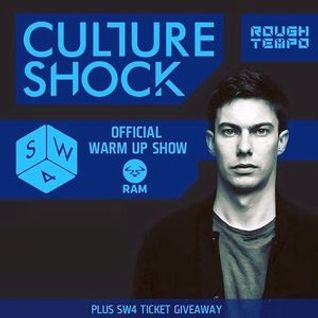 Culture Shock feat. MC Rhymestar (RAM Records) @ SW4 Official Warm Up Show (08.08.2016)