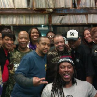5.22.2011 WHPK 8.5 FM Chicago Underground Dance Show