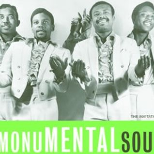 MonuMENTAL Soul Radio Show 1st January 2014