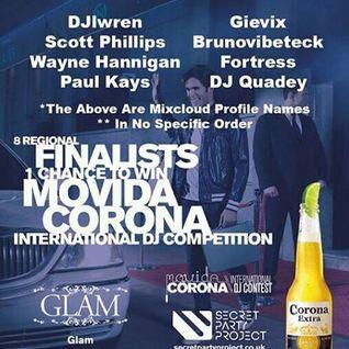 Corona Regional final mix taster Vol.1