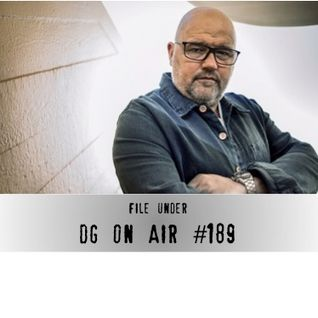 Different Grooves On Air #189 - Simon Dunmore